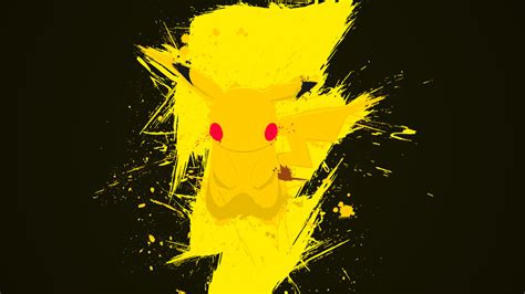 wallpaper laptop pikachu pikachu wallpaper by achiii030 on deviantart