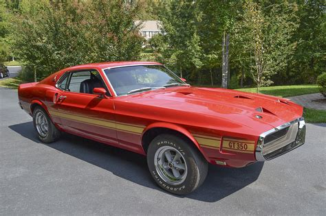 mustang 1969 shelby 1969 shelby mustang classic car restoration club