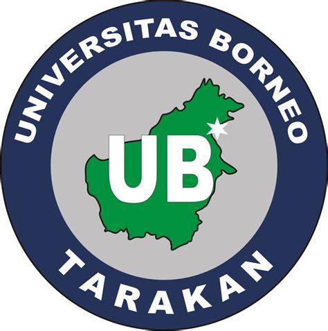 tutorial logo universitas logo universitas borneo tarakan kumpulan logo indonesia