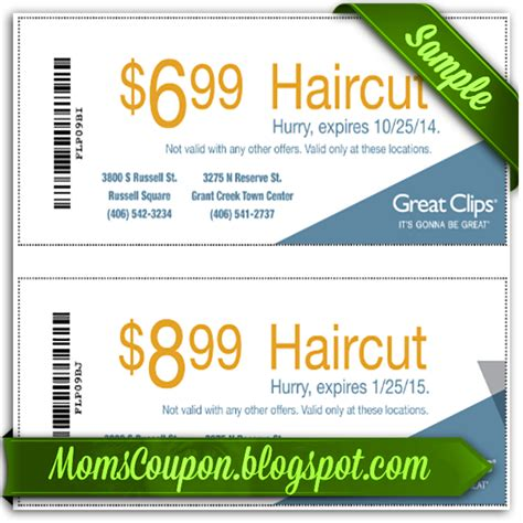great clips printable coupon november 2018