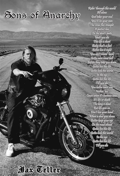 theme song sons of anarchy jax teller tommy flanagan and charlie hunnam on pinterest