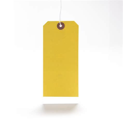 color tag blank hang tags manila colors paper vinyl tyvek