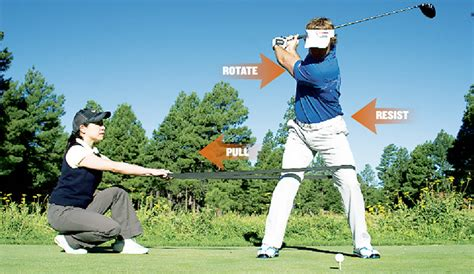 powerful golf swing power builds golf tips magazine