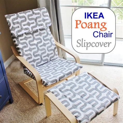 poang rocking chair cover make a brand new slipcover for your ikea poang chair cover