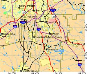clayton county detailed profile houses real