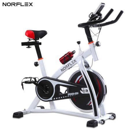 norflex spin bike spx200 fitness indoor home workout