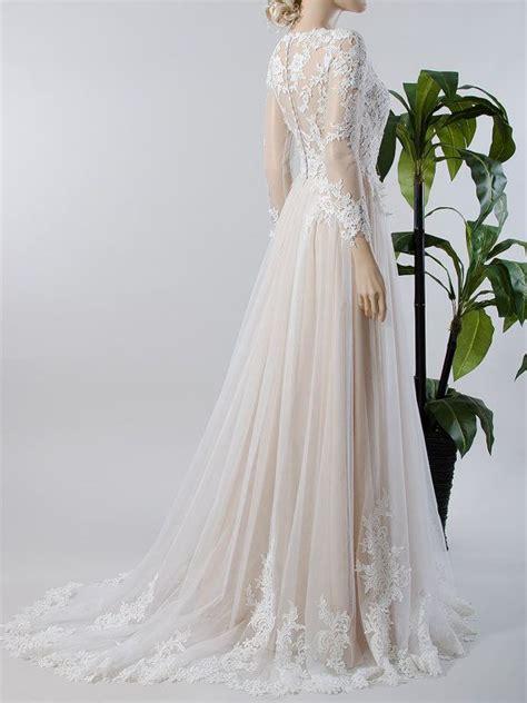 Brautkleider Unterschiede by Die Besten 17 Ideen Zu Brautkleid Langarm Auf