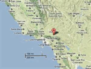 hesperia california map sighting reports 2011