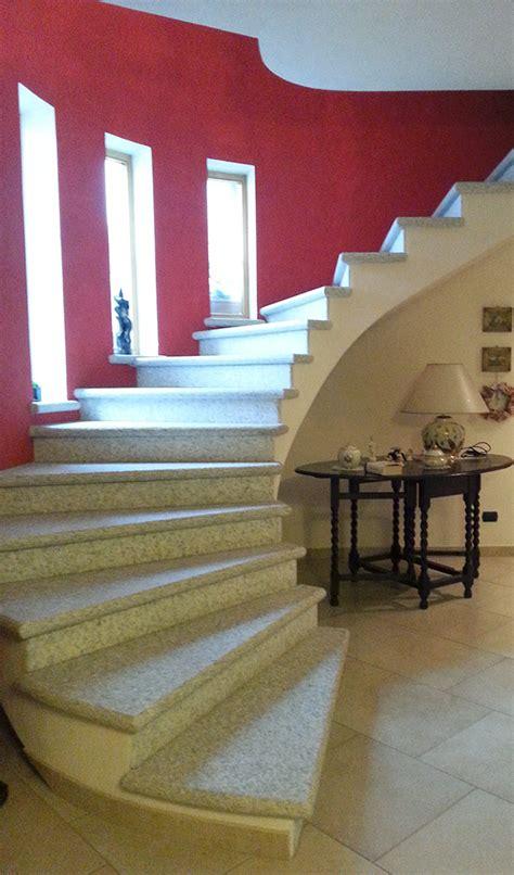scala ingresso godi graniti realizzazioni scale per interni