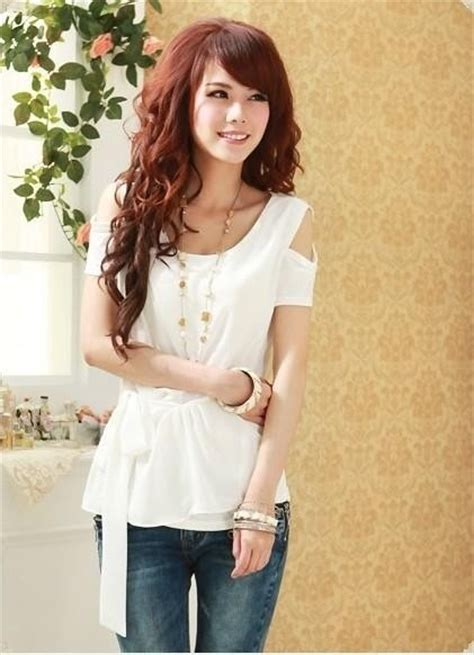New Korean Style Blouse Chiffon Combination With Mote 17 best images about korean on k fashion