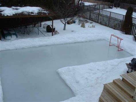 how to flood a backyard rink how to flood a backyard rink 28 images backyard ice