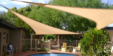 backyard sails backyard shade shade n net