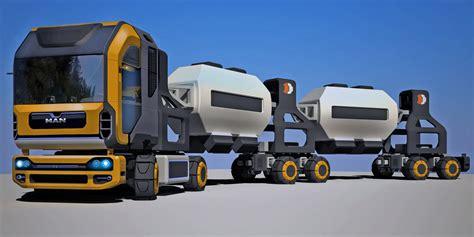 concept semi truck image gallery semi trucks 2020 concept