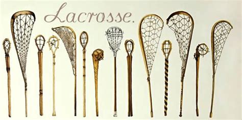 tournament and the proper equipment classic reprint books choosing the right lacrosse stick for you be prepared