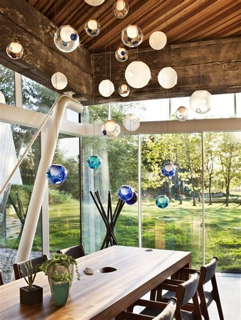 Bocci 28 in Color Chandeliers, Lights and Interiors
