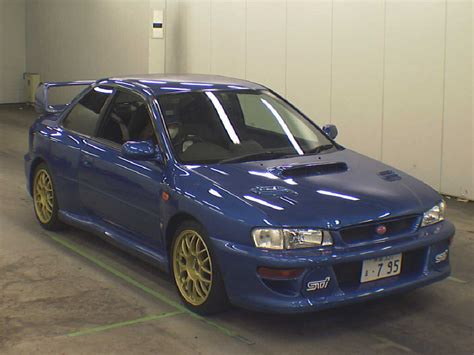 subaru gc8 car of the day 11 12 13 gc8 subaru impreza 22b
