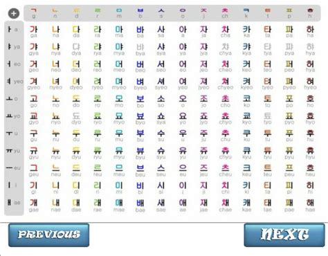 learn korean alphabet android apk