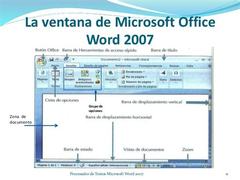 Word Office 2007 Microsoft Office Word 2007