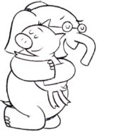 elephant and piggie coloring pages coloring pages ideas