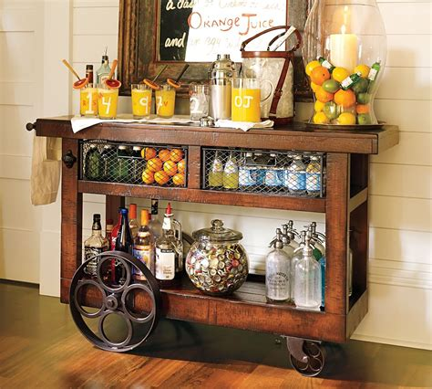 diy bar cart ideas
