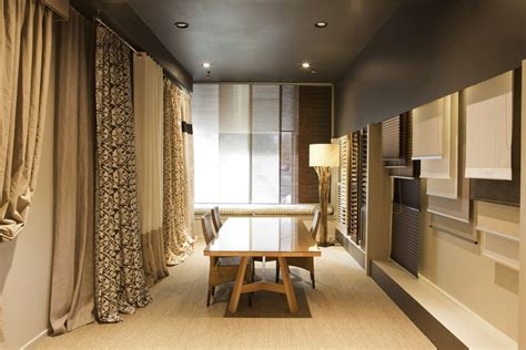 blind and curtain shops showroom in vogue blinds