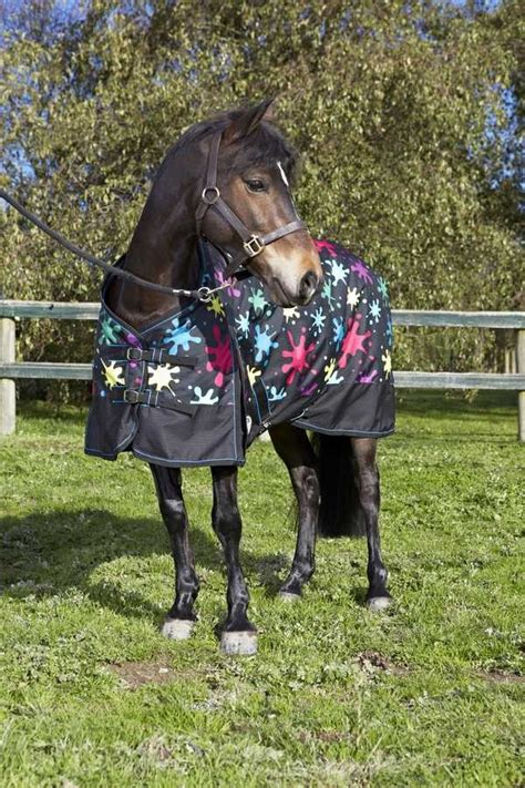 Weatherbeeta Pony Rugs by Weatherbeeta Original 600d Pony Medium Weight Turnout Rug