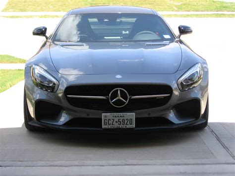 mercedes license plates has anybody tried the front license plate bracket