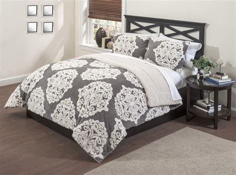 sherpa medallion comforter set home bed bath