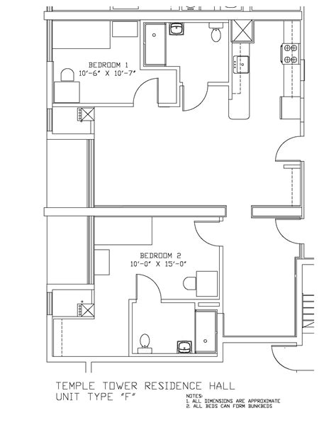 my housing my housing temple meal plan house design plans