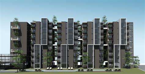 Industrial Home Interior by Condominium Abac University Bangna Quatrearchitect