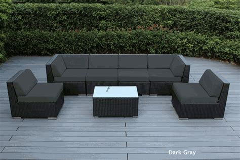 Patio Furniture Sets 200 Beautiful Outdoor Patio Wicker Furniture Seating 7pc