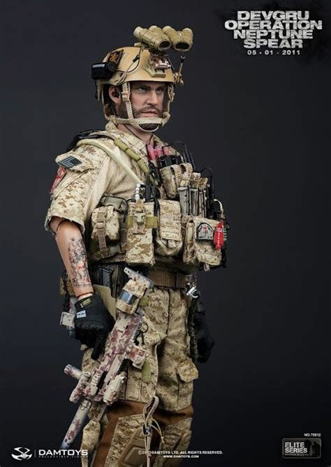 Syria Lingling By Goest 1 onesixthscalepictures dam toys devgru operation neptune