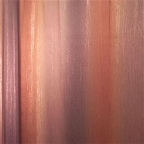 Brown And Gold Shower Curtains Ombre Print Shower Curtain In Brown Gold 35803 The Home Depot