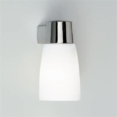 astro anton ip44 bathroom wall light polished chrome