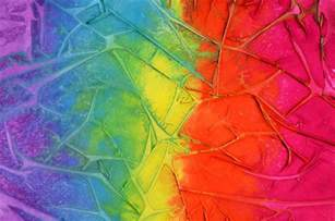 Easy Art For Kids Experimenting With Water Colours