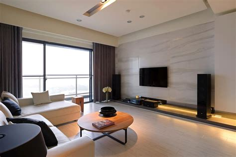 entertainment room design entertainment wall interior design ideas