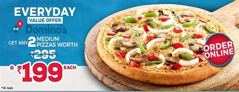 domino pizza offer today dominos today offers on pizza 50 cashback on your orders