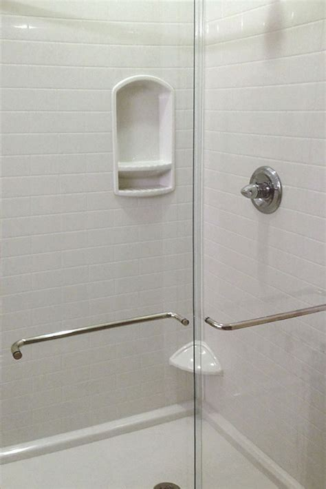 Corian Solid Surface Shower Walls 17 Best Ideas About Shower Wall Panels On