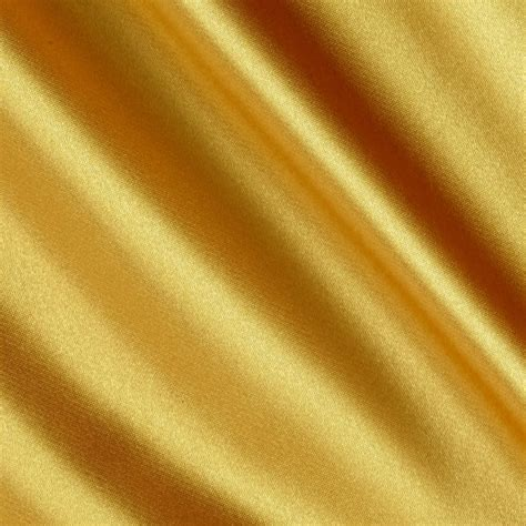 gold fabric silky satin charmeuse solid medium gold discount