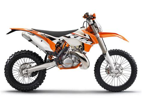Ktm 200 Exc Review 2015 Ktm 200 Exc Pictures Motorcycle Review Top Speed