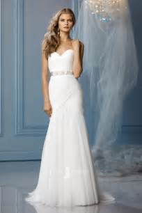 Strapless Wedding Dresses Simple Strapless Wedding Dress For The Simple But Elegant Look Ipunya