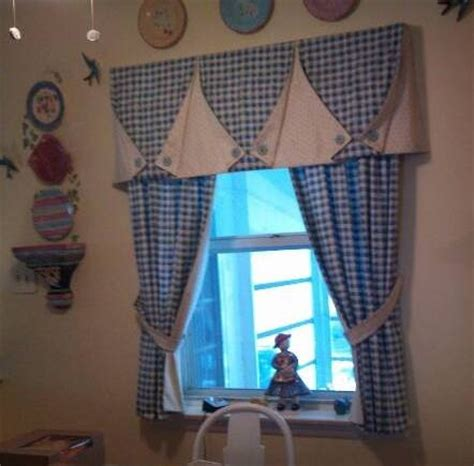 17 best images about cafe curtain w valance on pinterest