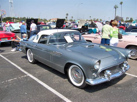 how cars engines work 2006 ford thunderbird parking system file 1956 ford thunderbird jpg wikimedia commons