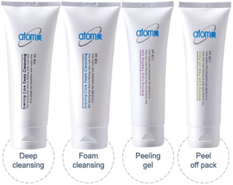 Atomy A C Care Special Set perform skin care at home