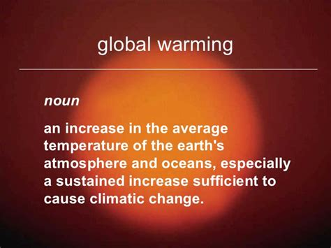 slides for powerpoint presentation about global warming global warming ppt