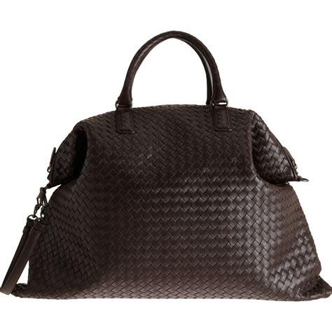 Bottega Veneta Oversized Intrecciato Tote Purses Designer Handbags And Reviews At The Purse Page by Bottega Veneta Large Intrecciato Convertible Tote In Brown