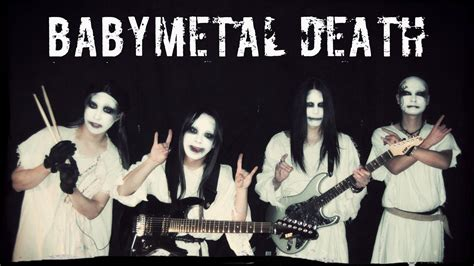 Babymetal Concer Band kami band with ohmura takayoshi babymetal