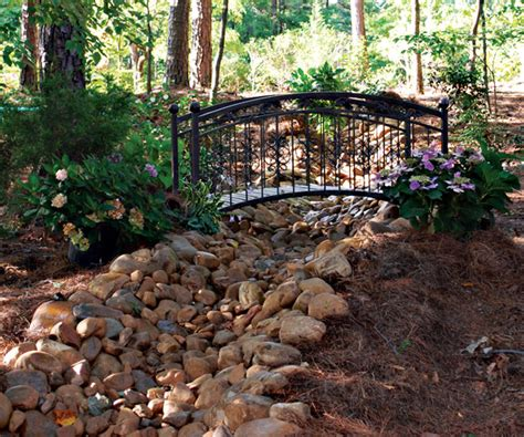a weekend project how to create a dry creek bed in a weekend state by state gardening