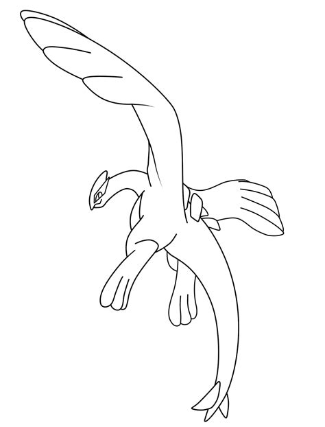 pokemon coloring pages suicune mega lugia coloring pages pokemon ho oh grig3 org