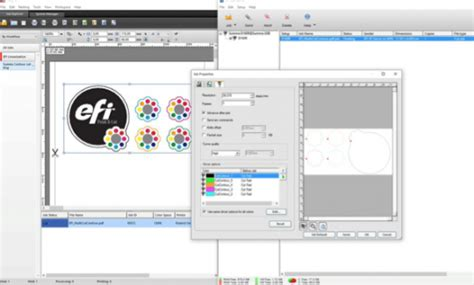 efi workflow sai and efi collaborate on print and cut environments